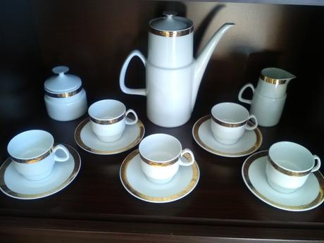 Porcelánovy set,