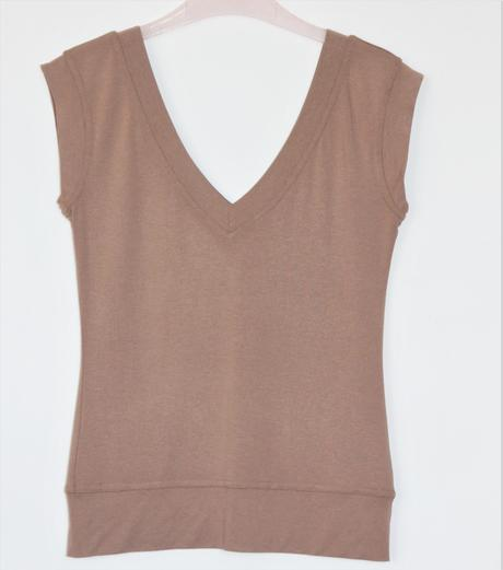 Esoline caffe latte top, 36