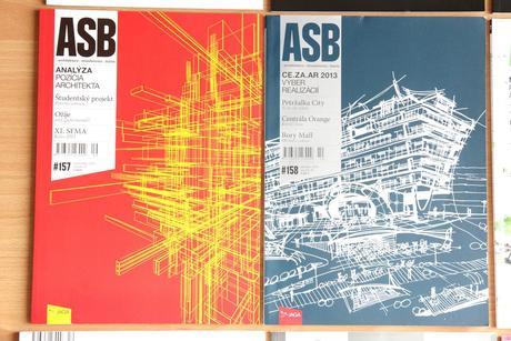 Sada časopisov ASB,