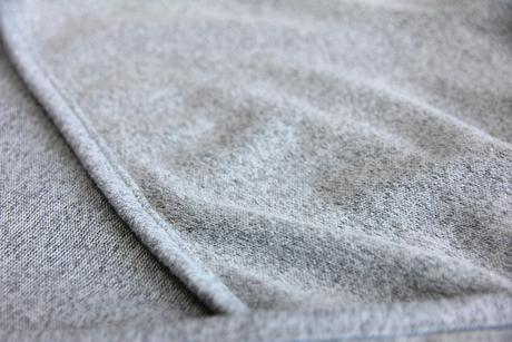 Sivé melír šaty , 34