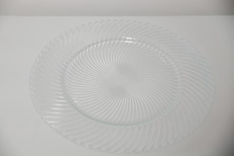 prenájom sklenených klubových tanierov,