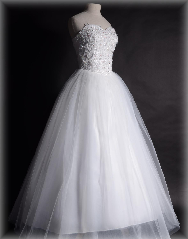 Taneční šaty tylové 27bf010681