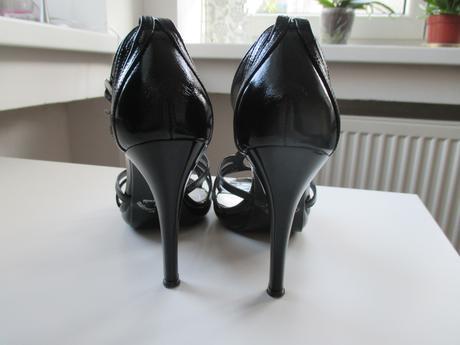 Sandále na platforme, 36