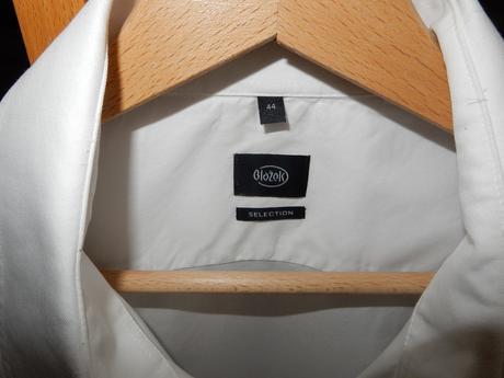 Košile na manžetové knoflíčky zn. Blažek, 44