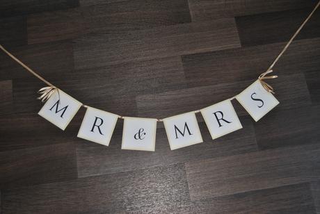 Svatební girlanda ,