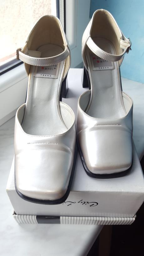 Boty na podpatku Roberto Santi, 38