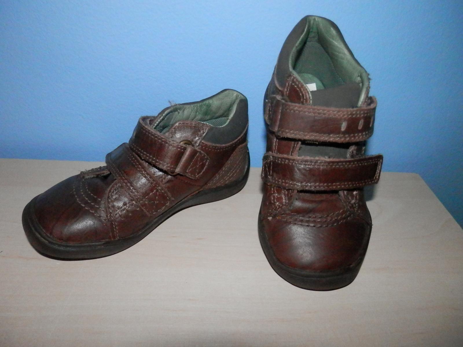 Společenské kožené boty 68b2be70dc