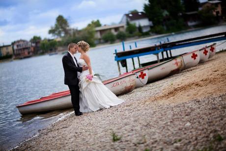 Španielské svadobné šaty Pronovias Nicole  38-42, 40