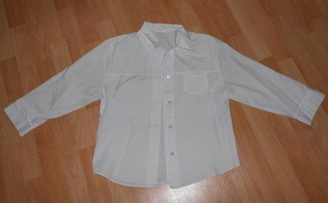 biela bluzocka, 36