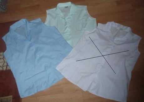 bluzky na leto, XXL