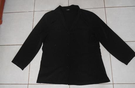 cierna bluzocka, 42