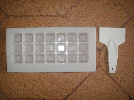 forma na ľad,