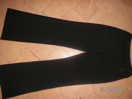 spoločenské nohavice, 38