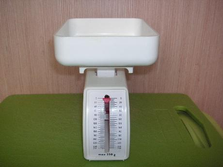 váha,