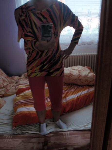 tunika a tričko, M