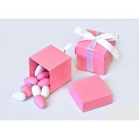 Krabička růžová,