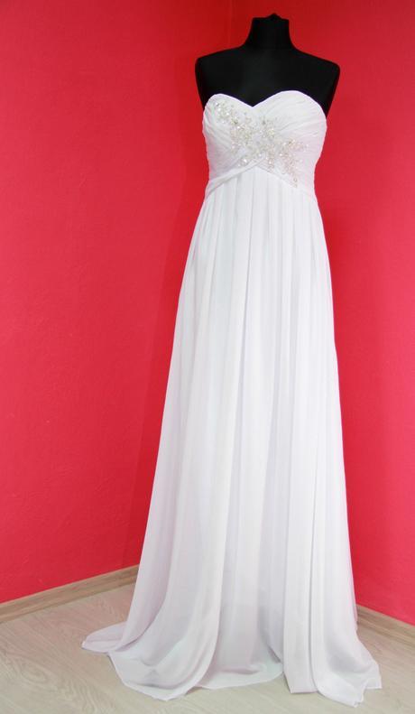 svatební šaty skladem, 40