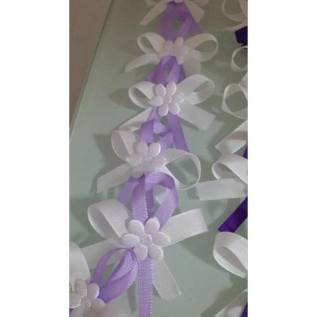 Vývazek lila,