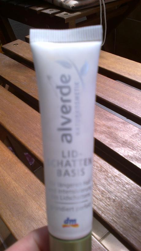 Biokozmetika alverde- Bio Báza pod očné tiene,