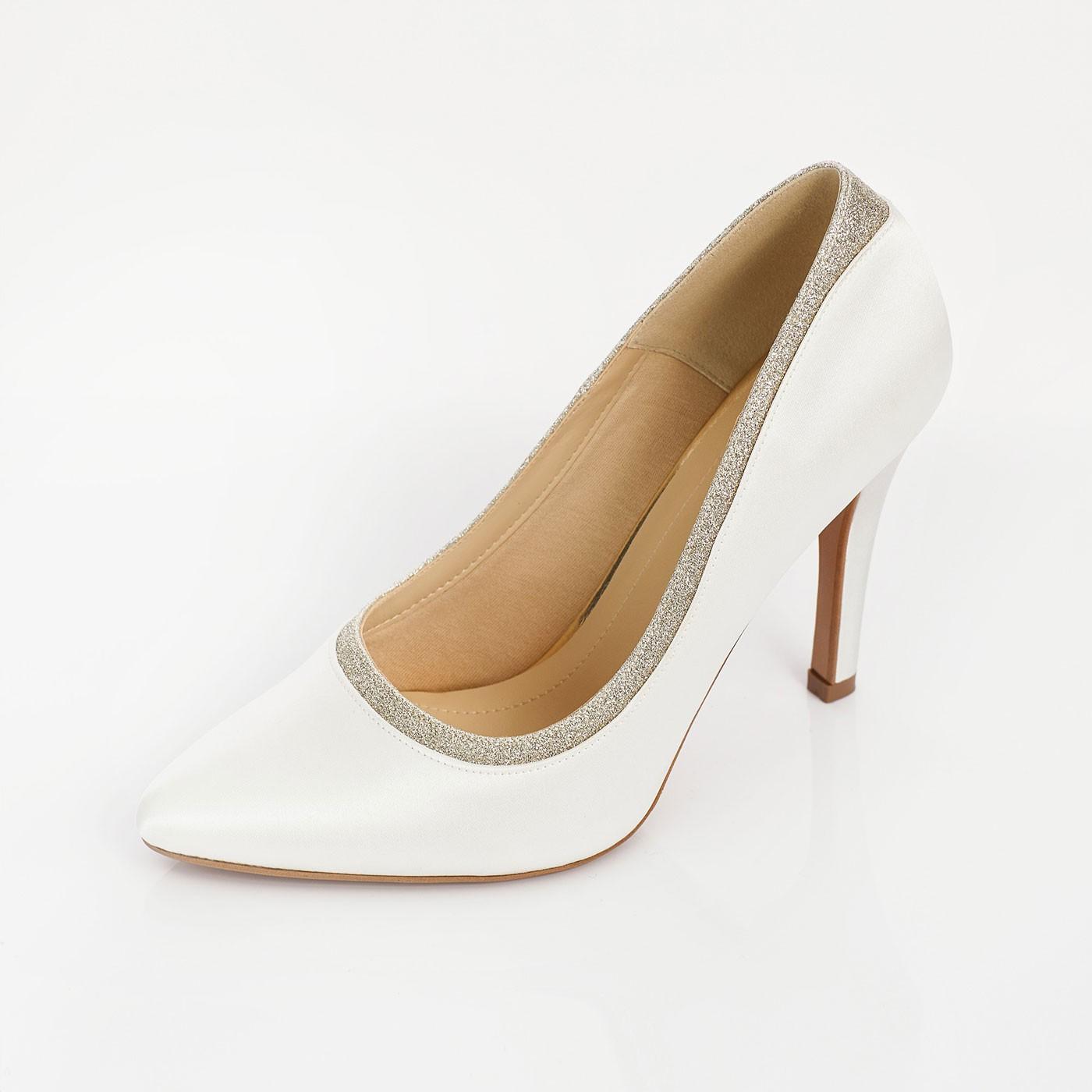 c60a67818c Svadobné topánky - nové