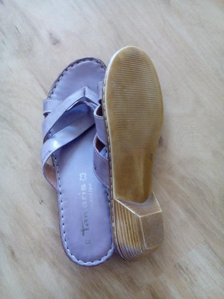 boty, žabky Tamaris, 39