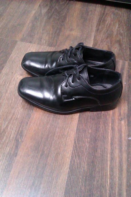 topánky k obleku, 30