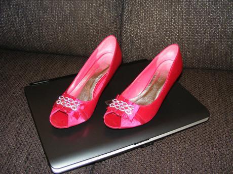 Svadobné alebo spoločenské topánky, 36