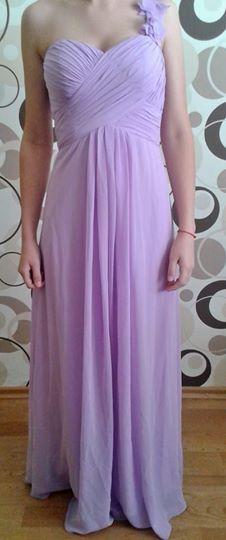 večerné šaty, 34