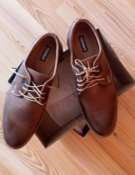 Kožené topánky pre ženícha, 43