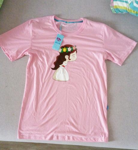 Tričko pre nevestu a jej dcérku,