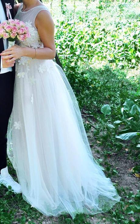 Svadobné šaty  Atelier de Couture, 38
