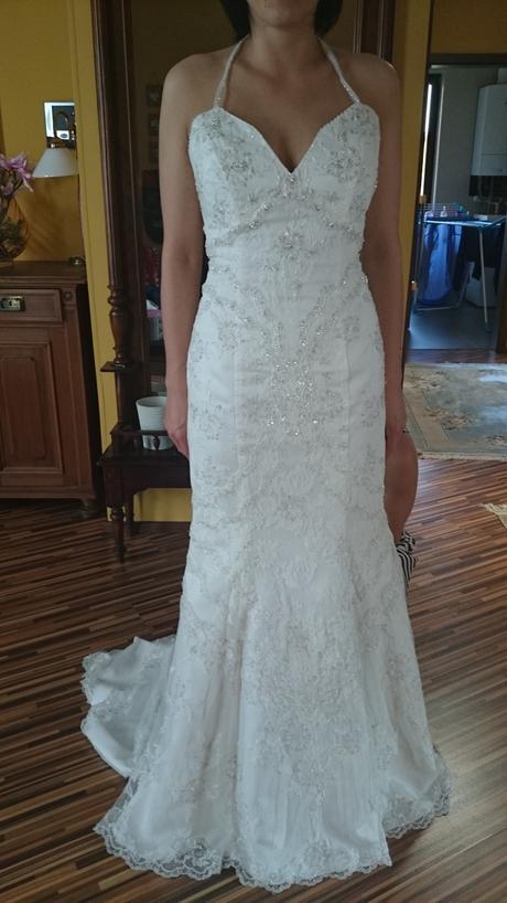 Svatební šaty David's Bridal , 36