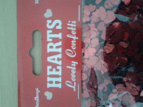 srdieckove konfety,