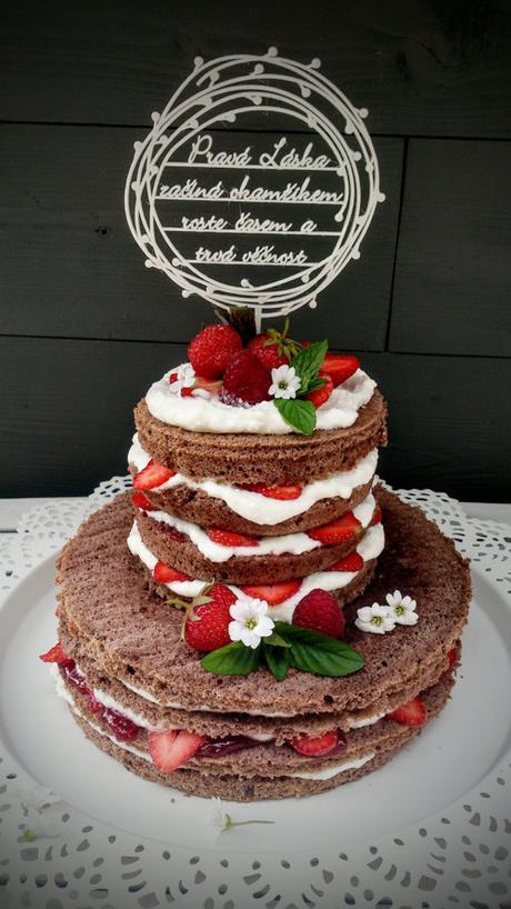 Zápich do dortu - 11 cm,