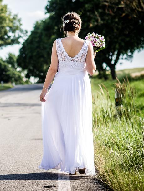 Šaty, možné i pro těhotné, 40