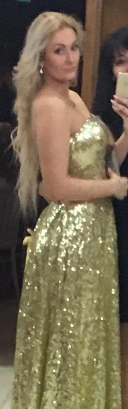 Plesové šaty, 38