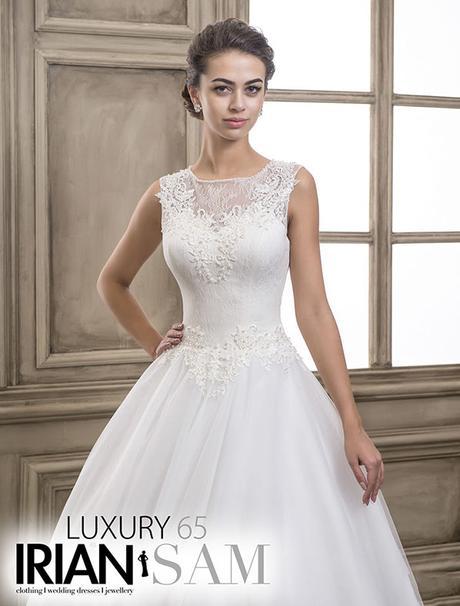 Kvalitné svadobné šaty, veľ.38-40 , 38
