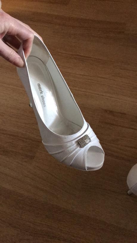 Pohodlné svatební botičky, 38