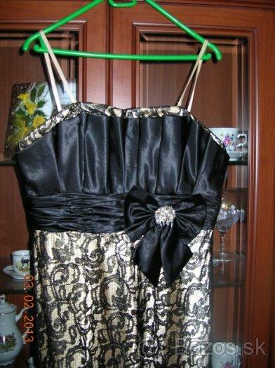 spoločenské šaty,, 36