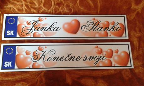 ŠPZ - Janka a Stanko,