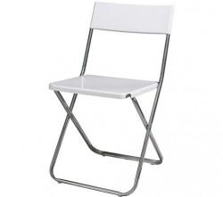 Židle bílá - půjčovna,
