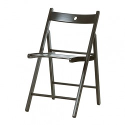 Židle dřevěná - půjčovna,