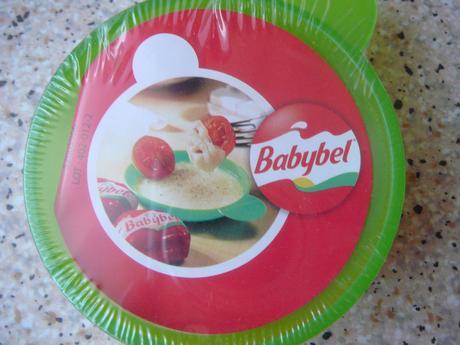 Nádobky na babybel syrčeky-nepoužívané,