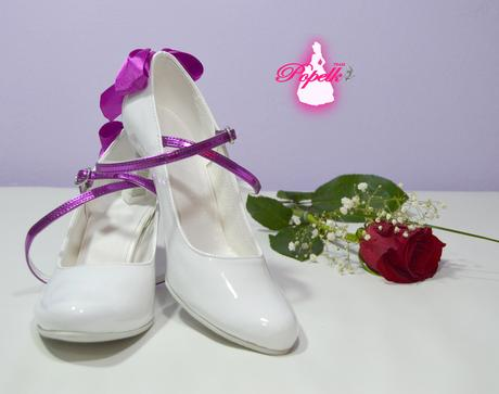 Luxusní boty od vel. 33 - 44 nejen pro nevěsty, 35