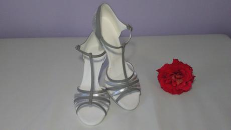Luxusní boty od vel. 33 - 44 nejen pro nevěsty, 43
