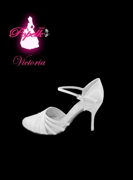 Luxusnís svatební  boty od vel. 33 - 44 na míru, 34