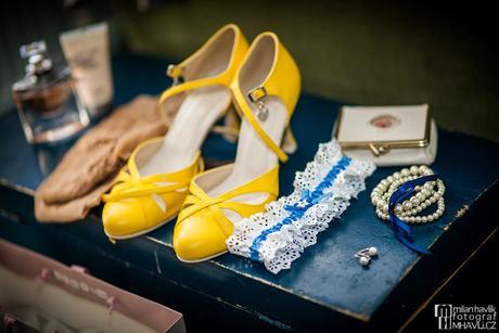 Slož si svatební boty podle svého vkusu, 42