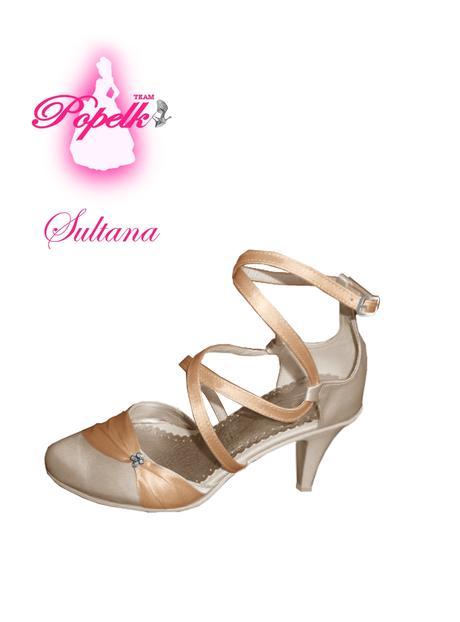 Slož si své boty - již i balerínky - model Sultana,