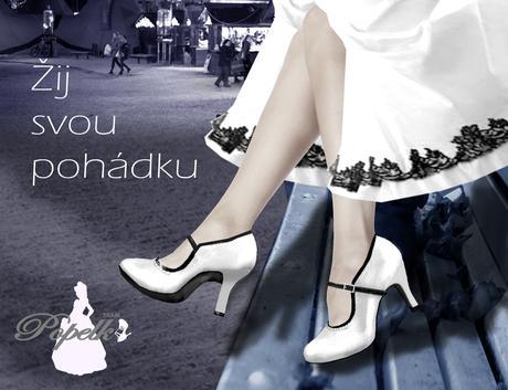 Slož si své luxusní svatební boty od vel. 33-44, 41