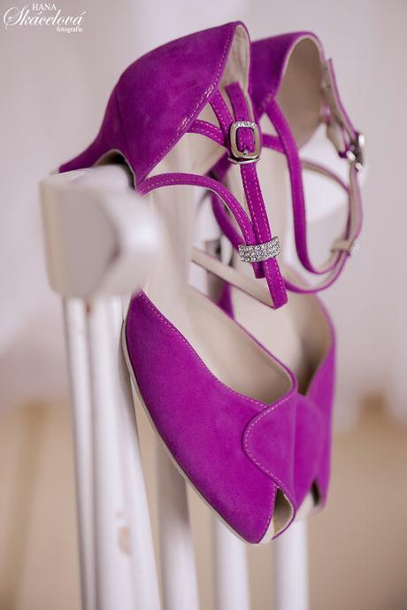 Svatební boty, slož si je podle svého vkusu,